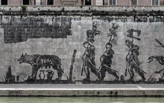 Rome_tiber-william kentridge