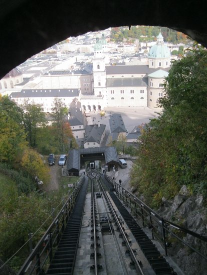 Salzburg_Festungsbahn-hohensalzburg