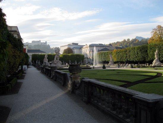Salzburg_Mirabellgarten_Altstadt_Salzburg