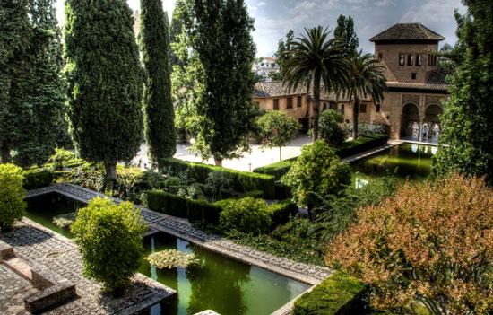 Sevilla_granada-alhambra-tuinen