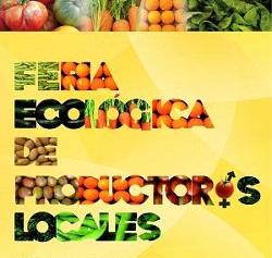 ecologische markt in Sevilla
