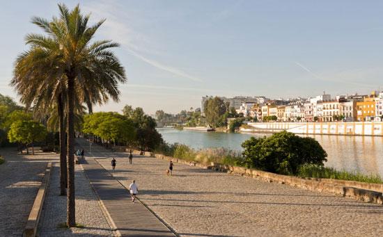 Sevilla_rivier