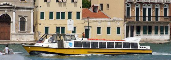 Venetie_openbaar vervoer-Alilaguna