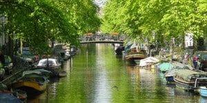 Amsterdam romantischer dan Parijs