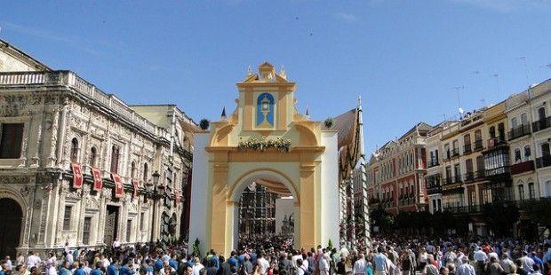 Corpus Christi in Sevilla
