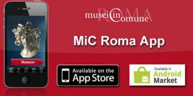 Handige museum-app Rome vandaag gratis te downloaden