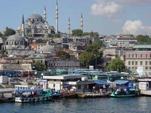 Indrukwekkend Istanbul