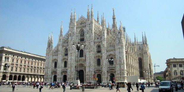 Milaan: Uitverkoop en bezienswaardigheden