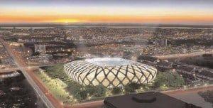 Prachtige beelden speelsteden WK Voetbal 2014 in Brazilie
