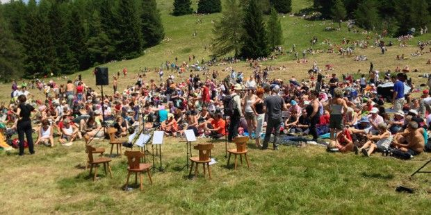 Sounds of the Dolomites: Wandelen en muziek in de Dolomieten