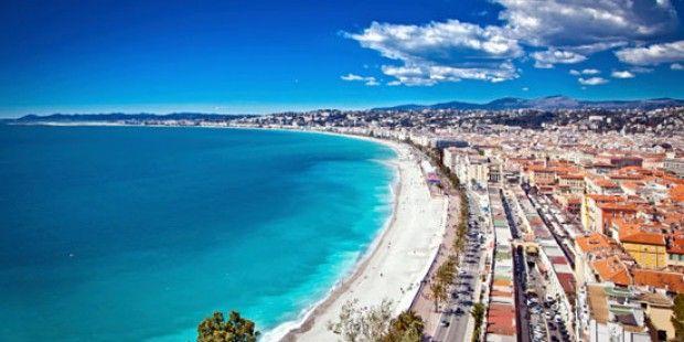Een stedentrip naar Nice