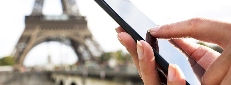 Wifi onmisbaar op vakantie