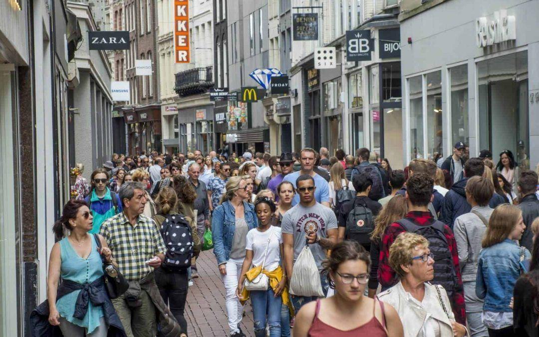 Amsterdam beste winkelstad Benelux