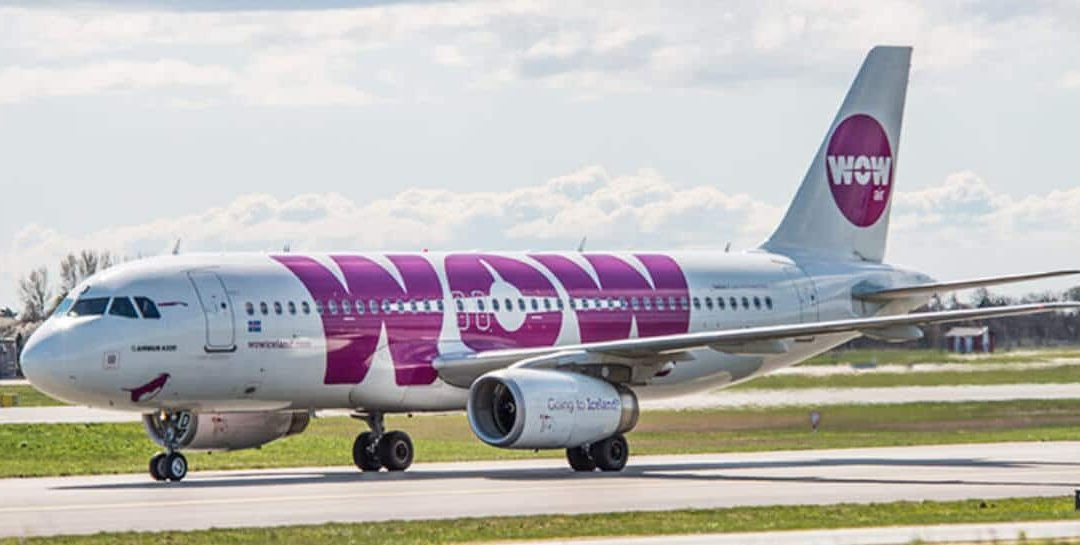 WOW Air naar Brussel