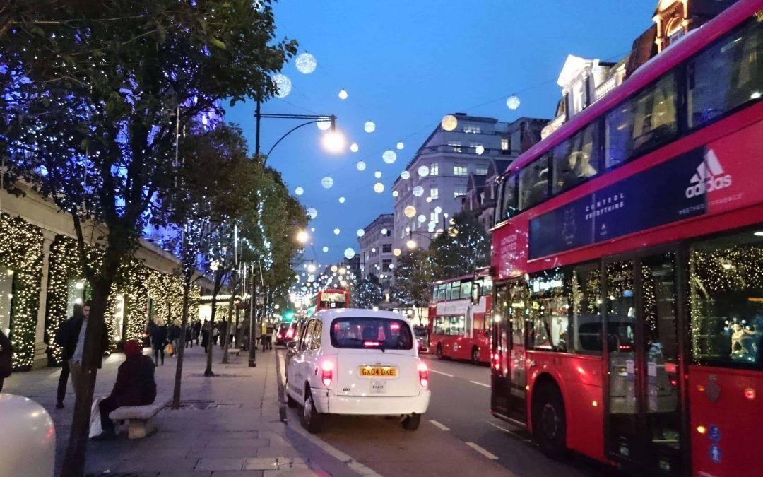 Londen goedkoper dankzij Brexit