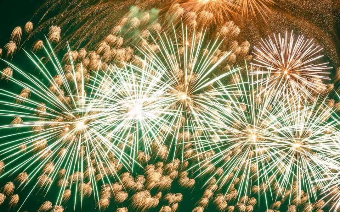 Vuurwerkfestival Scheveningen trekt 330.000 bezoekers