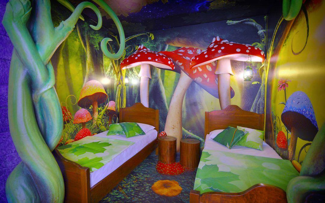 Gardaland Magic Hotel, nieuw themahotel bij Gardaland