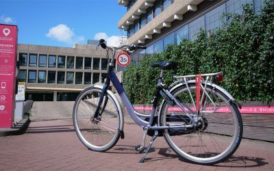 Parkeer gratis je auto in Amsterdam bij het huren van een fiets